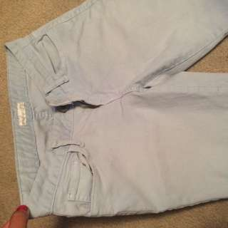 Baby Blue Guess Jeans