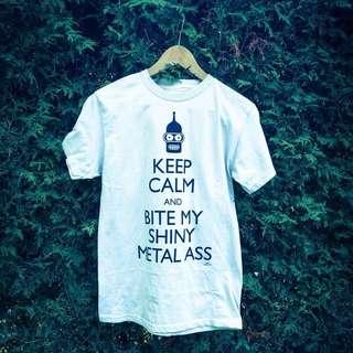 Futurama Bender T-shirt