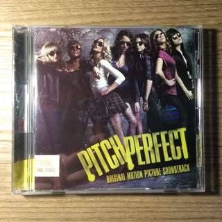 CD PITCH PERFECT SOUNDTRACK