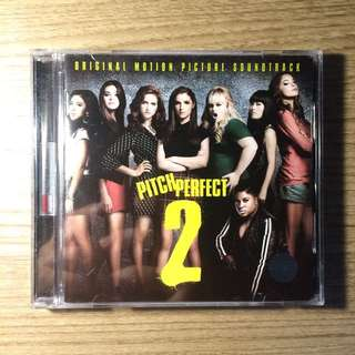 CD PITCH PERFECT 2 SOUNDTRACK