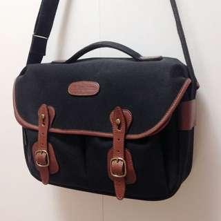 Billingham Hadley Pro Black/Tan Camera Bag