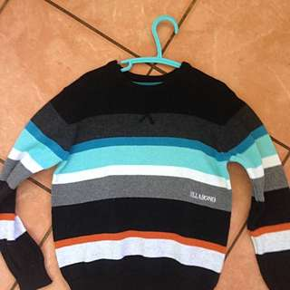 Boys Billabong Knit Jumper