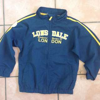 Boys Lonsdale Jacket