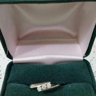 Diamond Ring - Size 7