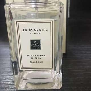 Jo Malone黑莓子與月桂葉