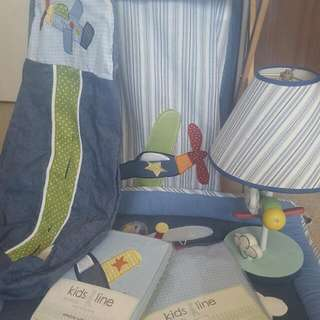 6 PIECE BABY BOY BEDROOM SET - IMACCULATE CONDITION