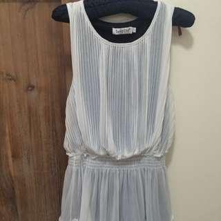 Sunnygirl White Dress