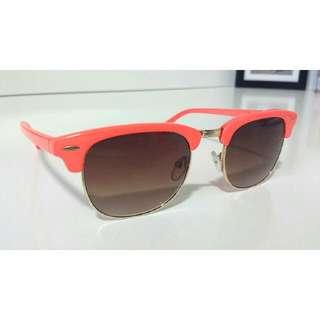 Aldo Hot Pink Sunglasses