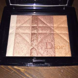 Diorskin Ultra Shimmering Face Powder