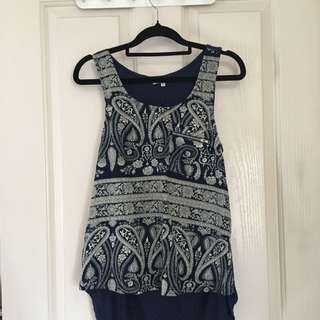 Valleygirl Top- Small