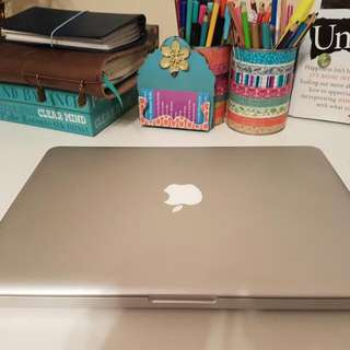 """13"""" MacBook Pro in mint condition"""