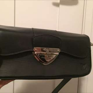 Louis Vuitton Epi Leather Clutch/Purse