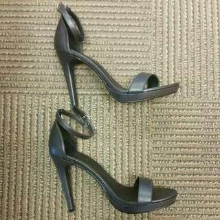 Zalora Platform Ankle Strap Heel Sandle