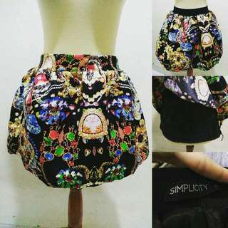 Mini Skirt Simplicity
