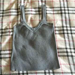 Women Grey Cami BRAND NEW