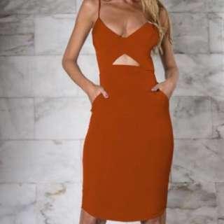Runaway Marrakesh Dress