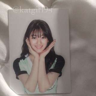 {USA ONLY} Twice: Jihyo Page Two Official Photocard
