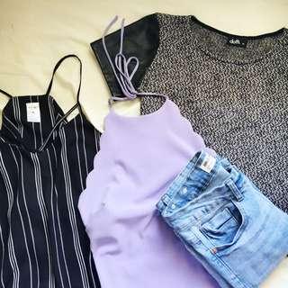 Clothing Set Size 6 & 8