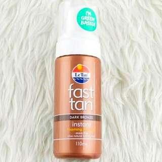 Le Tan Fast Tan