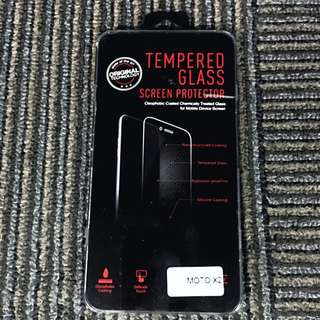 Tempered Glass For Moto X 2nd Gen