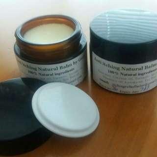 Natural Healing Skin Relief Balm