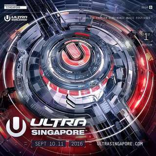 ULTRA MUSIC FESTIVAL 2X2 DAY EARLY BIRD 1