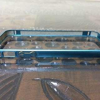 Slim Metal Bumper Frame Case iPhone 5/5s