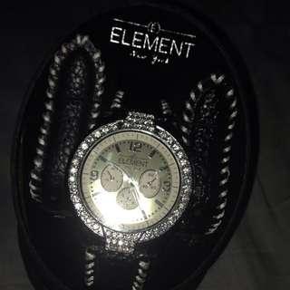Elements New York Watch