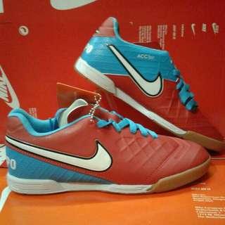 Sepatu Futsal Anak, Murmer, Red-Tosca, NOT ORI !!!