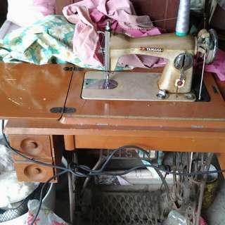 古早縫紉機