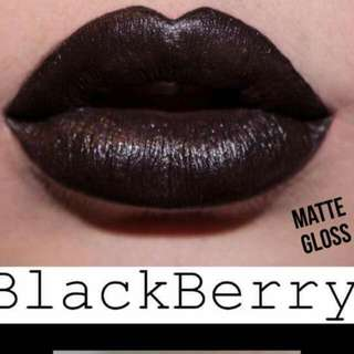 Blackberry Lipstick