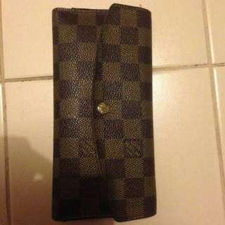 LV Authentic Wallet