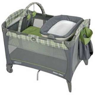 Graco Pack N' Play With Reversible Napper