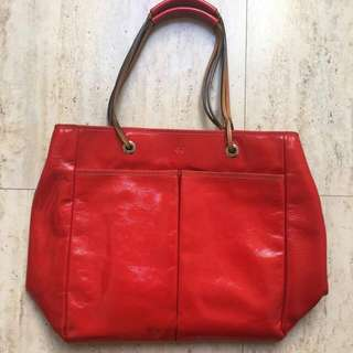 Anya Hindmarch Large Nevis Patent