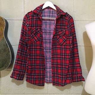 💝Red Flannel