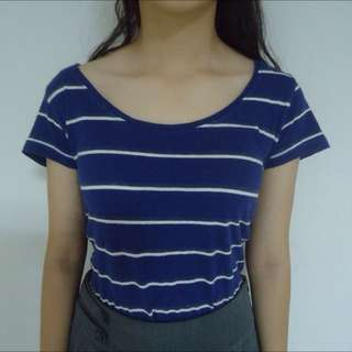 Cotton On Stripey Top
