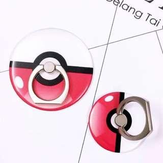 寶可夢神奇寶貝手機扣環支架
