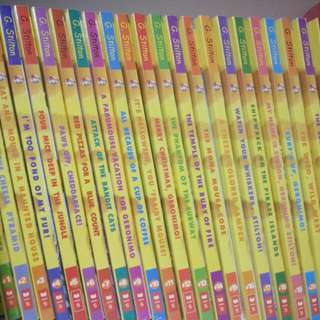 Geronimo Stilton Story Book 1-25