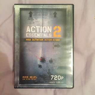 Action Essentials 2 720p High Definition Action Stock For Movie Making