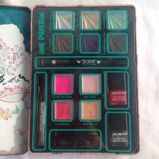 one direction makeup kit
