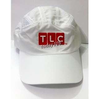 TLC旅遊生活頻道紀念遮陽帽(白色)