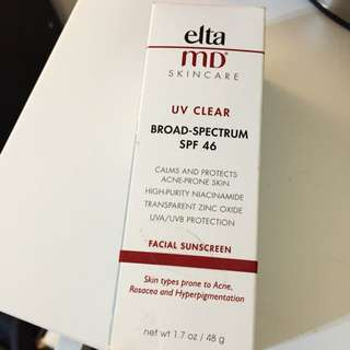 Elta Md UV Clear Broad-spectrum SPF 46
