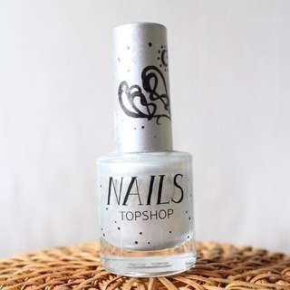 Preloved TOPSHOP Nail Polish in Moonstone
