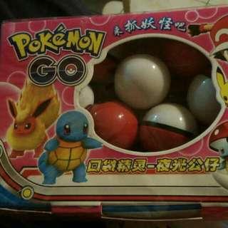 Pokemon Balls!!! Gotta Cath Them all!!! 😊