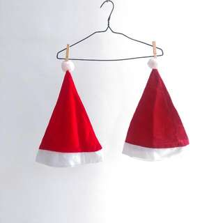 Christmas Hats (Set of 2)