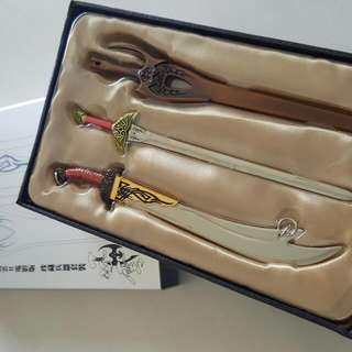 Chinese Sword Letter Opener Collectibles