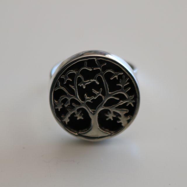 950 Genuine Silver Ring Life tree - 2009