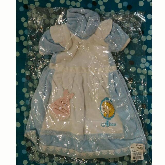 日本🇯🇵 愛麗絲Alice 衣服擦手巾