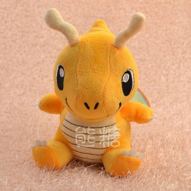 ๑熊糖๑日本 Pokemon 寵物小精靈 寶可夢 口袋妖怪 神奇寶貝 Q版快龍 公仔