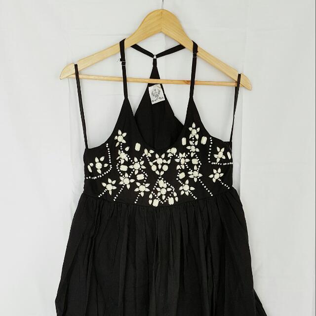 Angel Biba Beaded Dress